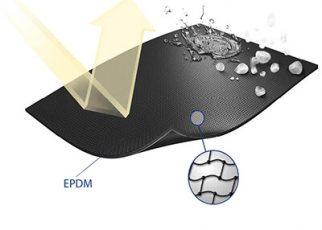 membrana epdm