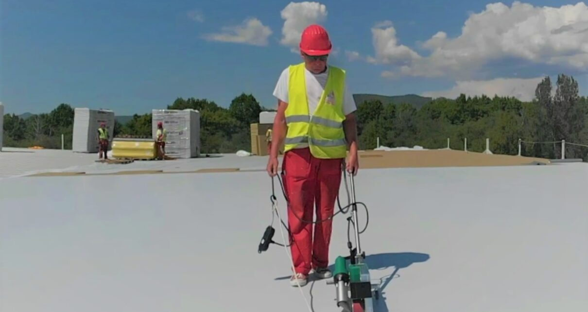 hidroizolație terasă acoperiș